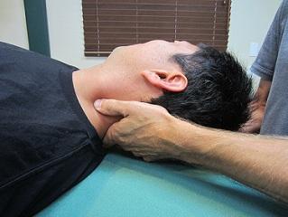 Neck massage; neck injuries; neck pain relief; stress relief